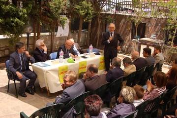 Commemorazione omicidio Domenico Noviello 16 maggio 2017